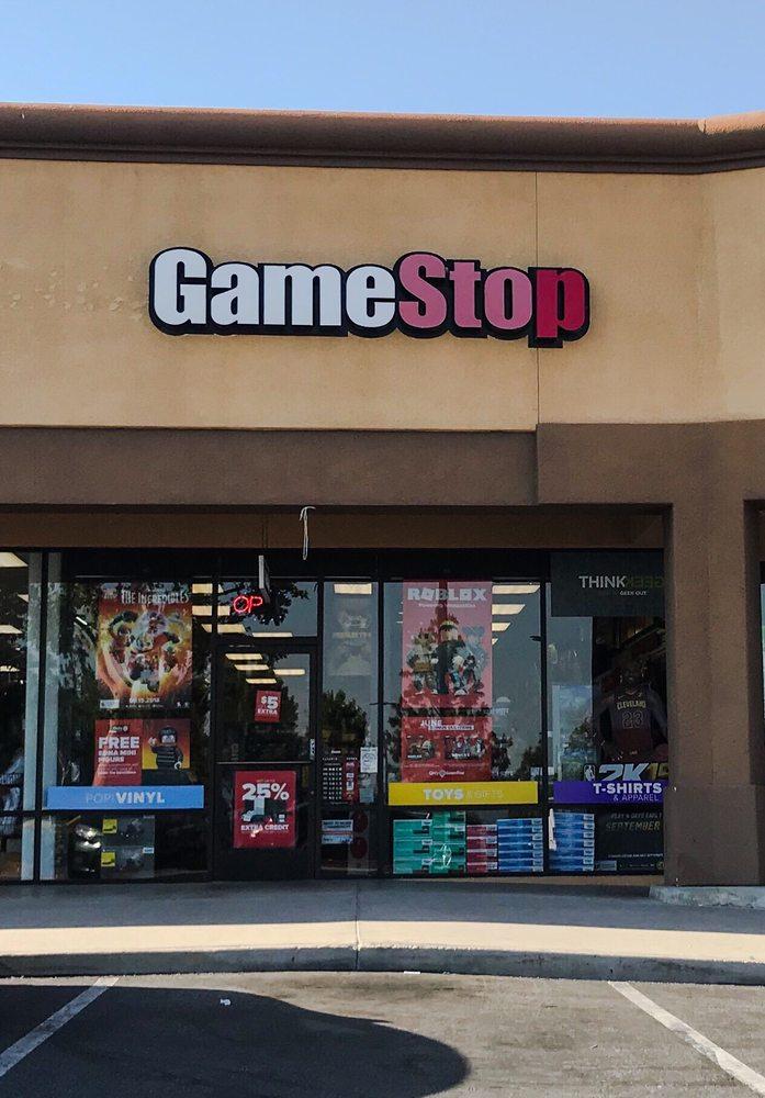 GameStop: 4160 Highland Ave, Highland, CA