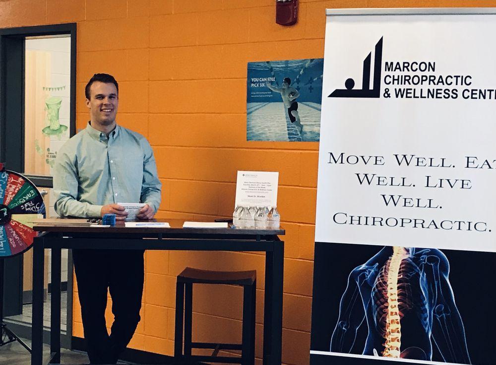 Marcon Chiropractic & Wellness Center: 463 Ohio Pike, Cincinnati, OH