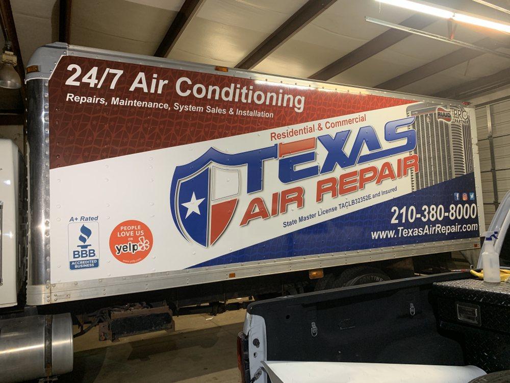 Texas Air Repair: 5030 La Posita St, San Antonio, TX