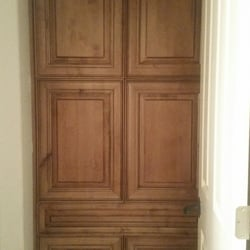 Photo Of J Kraft Custom Cabinetry   Pflugerville, TX, United States. Linen  Cabinet