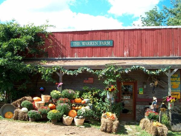 The Warren Farm & Sugarhouse: 31 Warren St, North Brookfield, MA