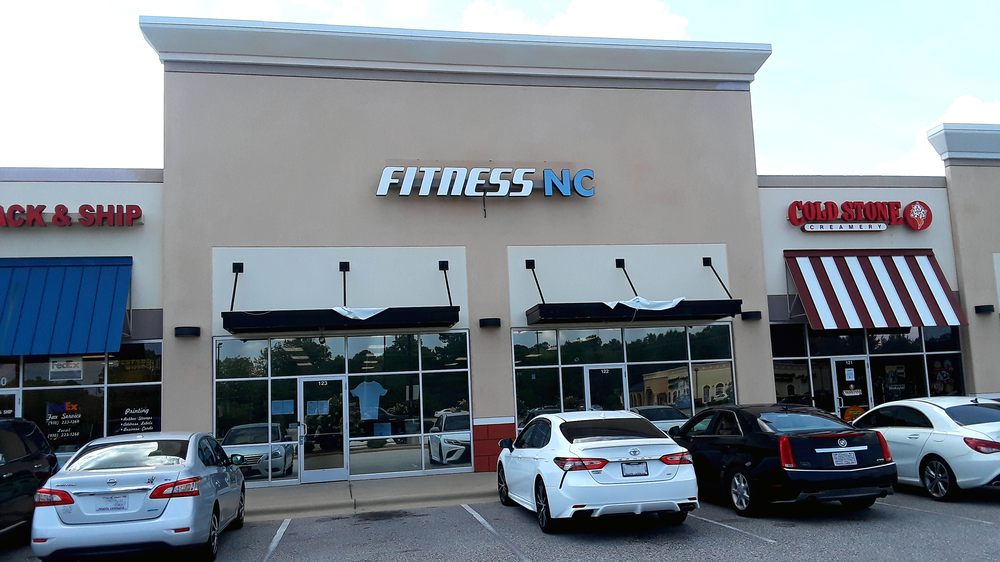Fitness NC Hope Mills: 3350 Footbridge Ln, Fayetteville, NC