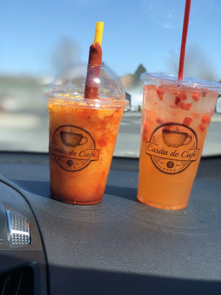 Casita De Cafe: 420 N Columbia Ave, Connell, WA
