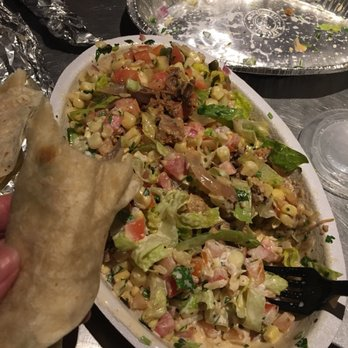 Chipotle Mexican Grill - Mexican - 1729 Howe Ave - Sacramento, CA ...