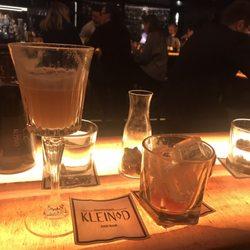 Kleinod - Cocktail Bars - Singerstr  7, Innere Stadt, Vienna, Wien