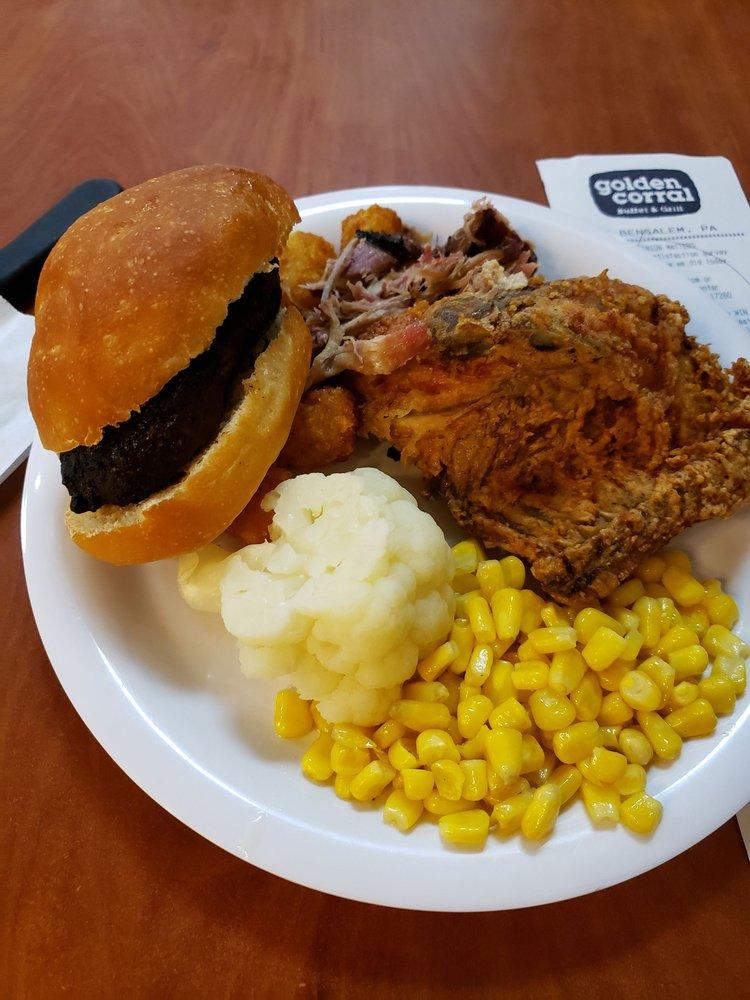 Golden Corral Buffet & Grill: 1465 Street Rd, Bensalem, PA