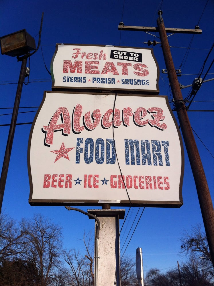 Alvarez Food Mart: 1702 14th St, Hondo, TX