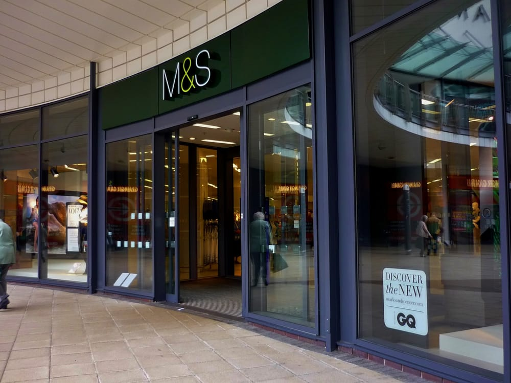 a4d8d579 Marks & Spencer: 33 Eagles Meadow, Wrexham, ...