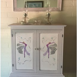 Photo Of Adams Handcrafted Furniture   Redding, CA, United States. Princess  Hall Cupboard