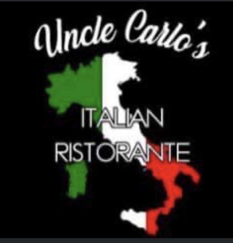 Food from Uncle Carlo's Italian Ristorante