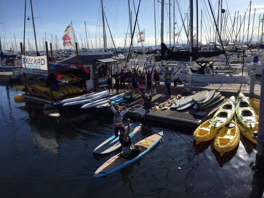 Ballard Kayak