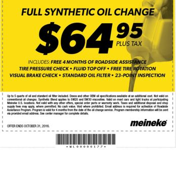 Meineke Oil Change >> Meinke Oil Best Car News 2019 2020 By Firstrateameric