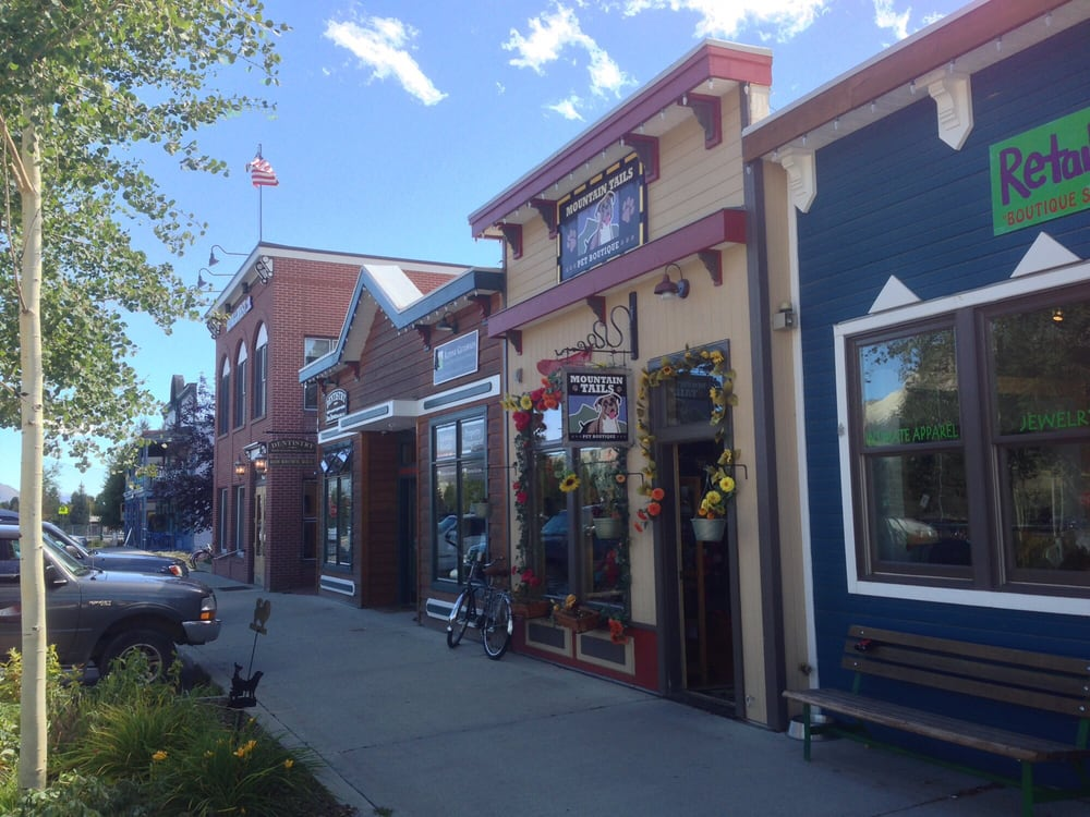 Mountain Tails: 510 Elk Ave, Crested Butte, CO