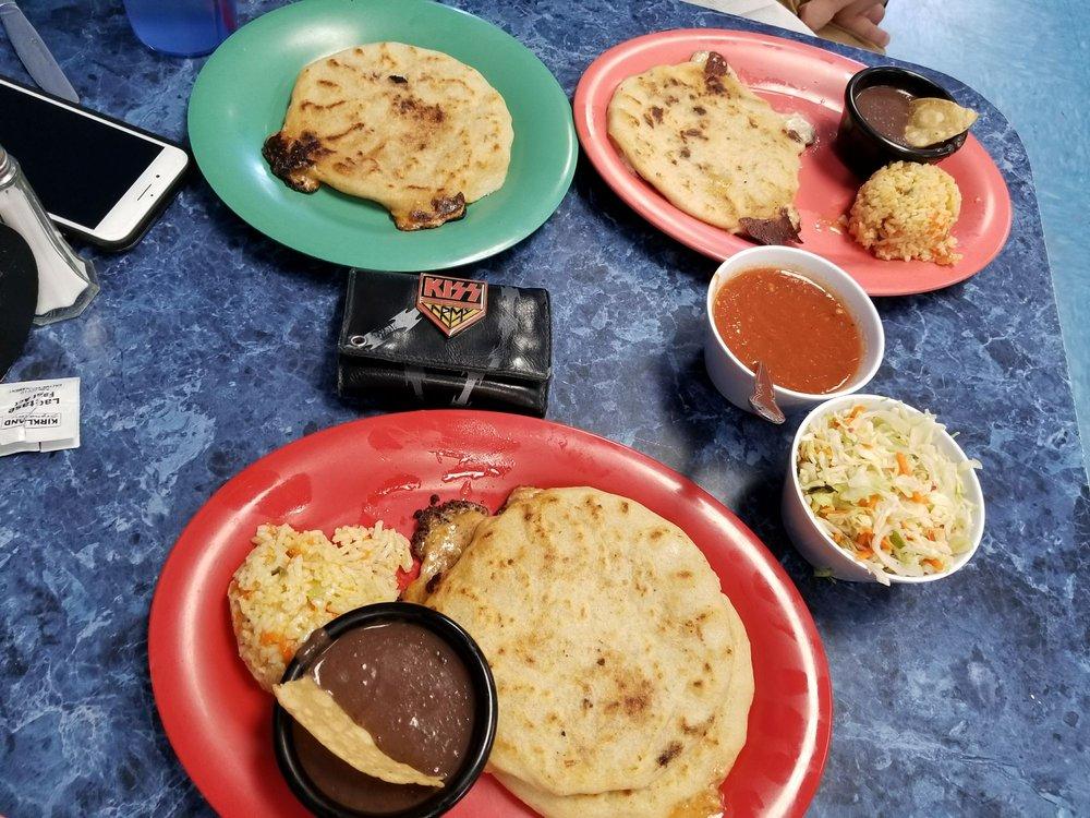 Salvadoreno Restaurant #4: 303 E Southern Ave, Mesa, AZ