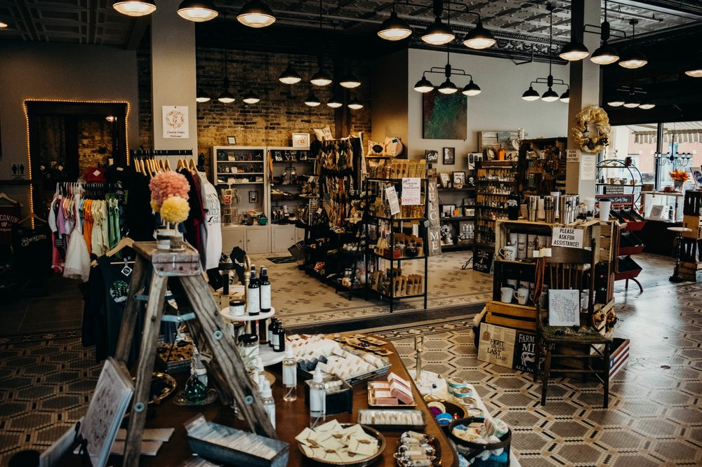 The Local Collective: 10 S Main St, Hartford, WI