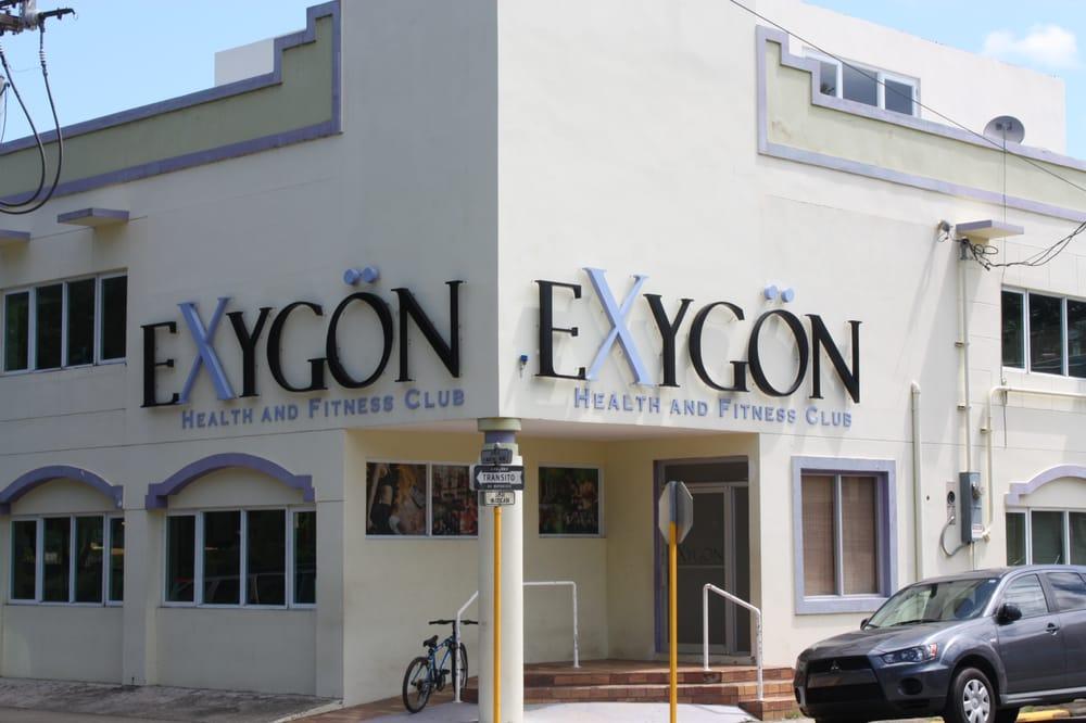 Exygon Health & Fitness Club: Calle Martinez Nadal, Mayagüez PR, PR