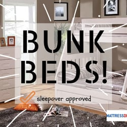 Photo Of Mattress Direct   Pineville, NC, United States. Sleepover  Approved! Bunk