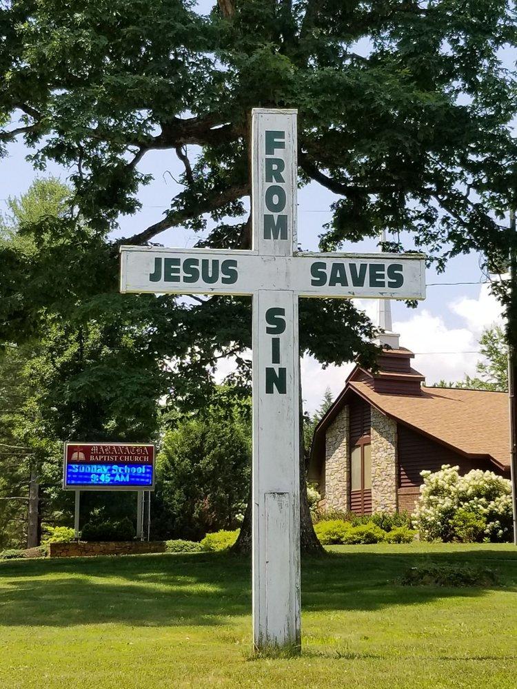 Maranatha Baptist Church: 2511 Old Spartanburg Rd, East Flat Rock, NC