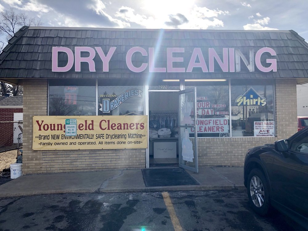 Youngfield Cleaners: 12770 W 20th Ave, Lakewood, CO
