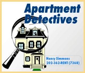 Apartment Detectives: Washington, DC, DC