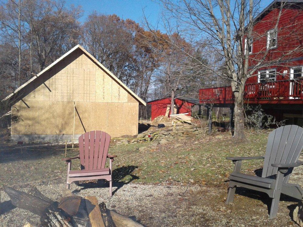 Woodland Ridge Lodge & Cabins: Logan, OH