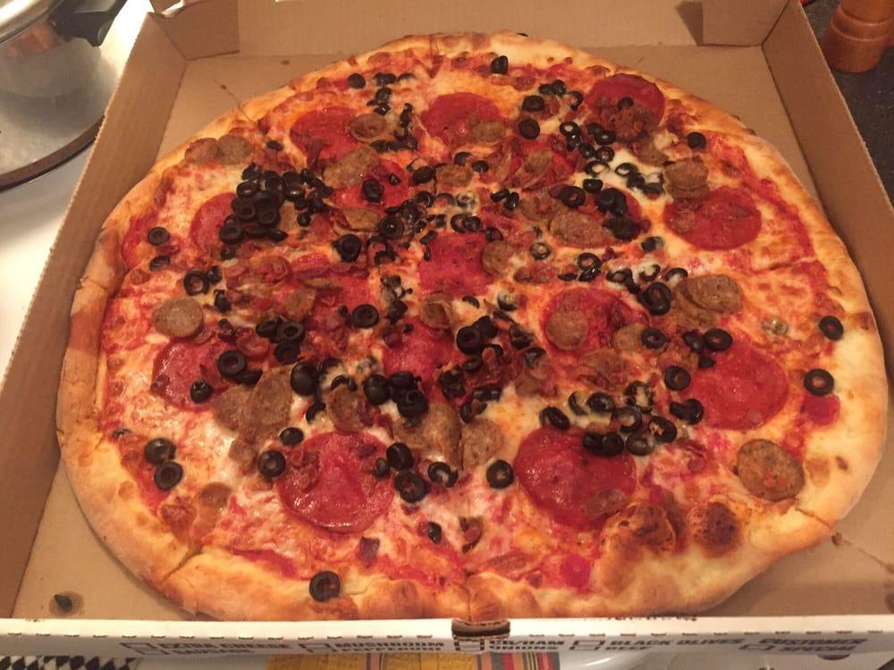 The original brooklyn pizza 10 foto 39 s 26 reviews for Pizza original