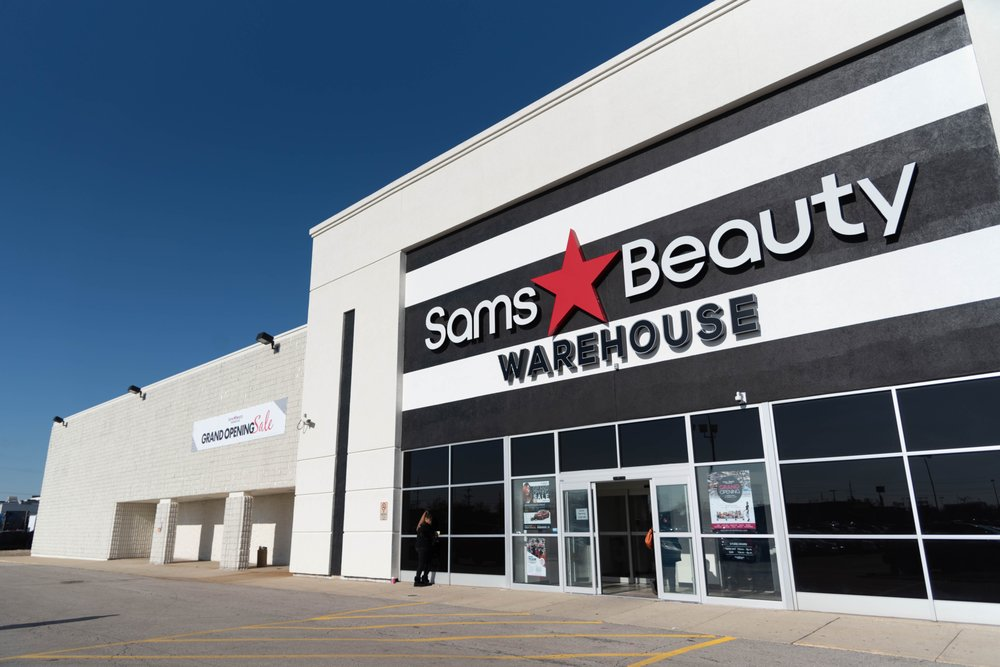 SamsBeauty Warehouse: 1101 W North Ave, Melrose Park, IL