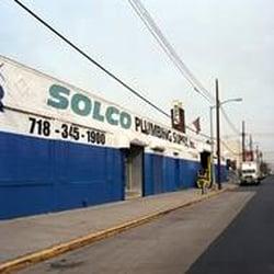 Solco Plumbing Supply Contractors 413 Liberty Ave East New York