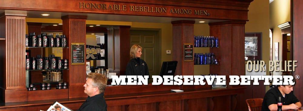 Hair Saloon For Men: 9960 Kennerly Rd, Saint Louis, MO
