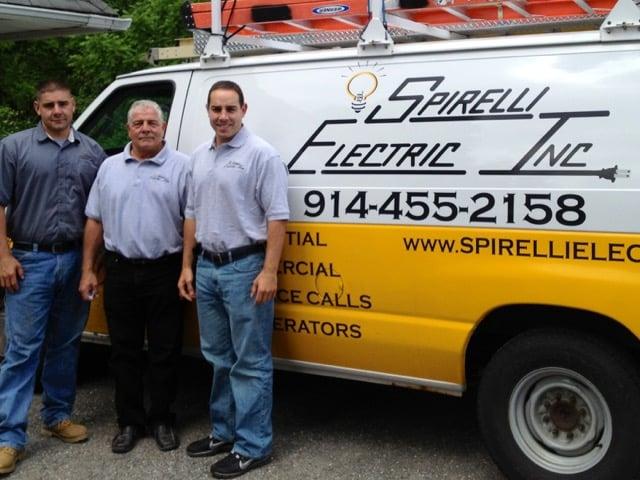 Spirelli Electric: 990 E Main St, Shrub Oak, NY