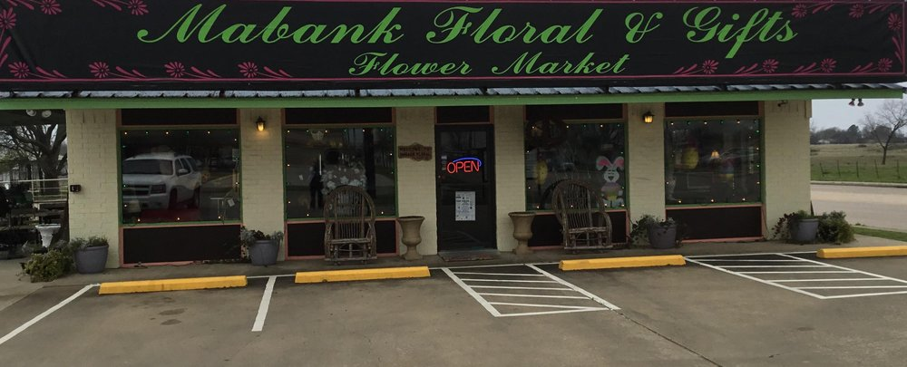 Mabank Floral & Gifts: 701 S 3rd St, Mabank, TX