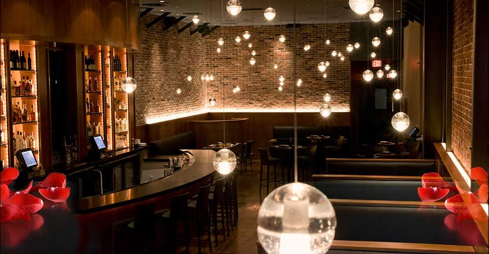 Food And Drink: Blush Restaurant + Lounge