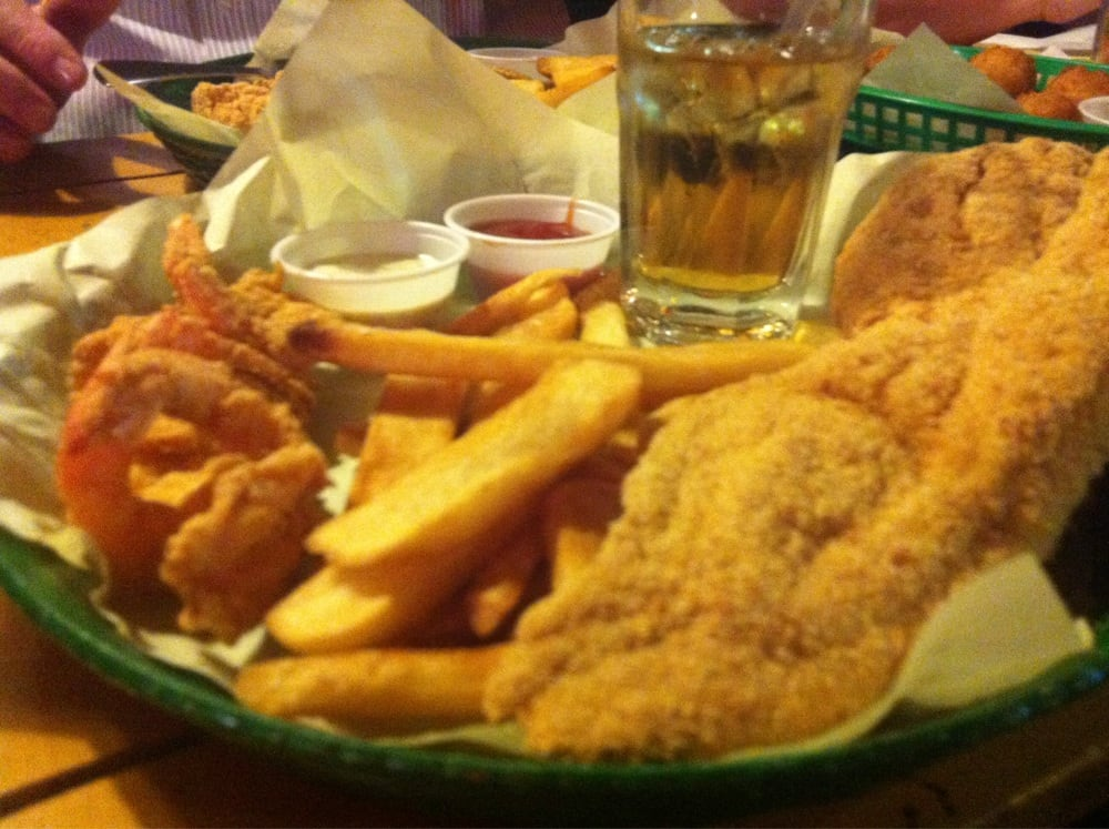 Catfish and shrimp combo yelp for Fish shack near me