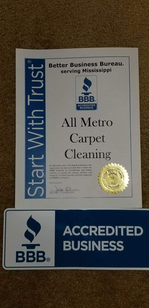 All Metro Carpet Cleaning: 6005 Woodhaven Rd, Jackson, MS