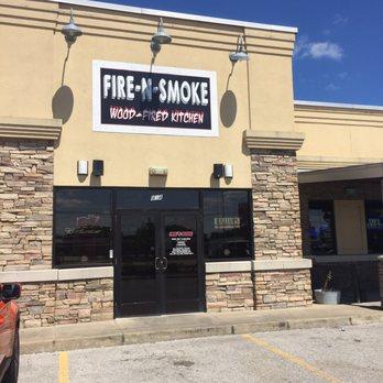 Fire N Smoke Wood Fired Kitchen Troy Il
