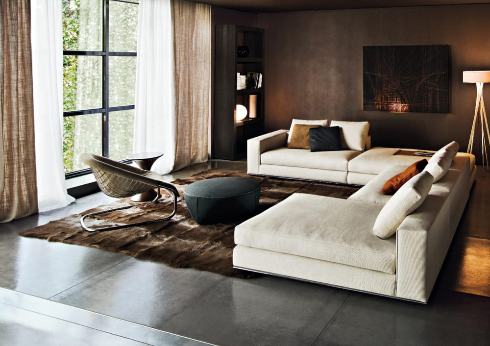Minotti Modern Living Room Furniture At The Morson