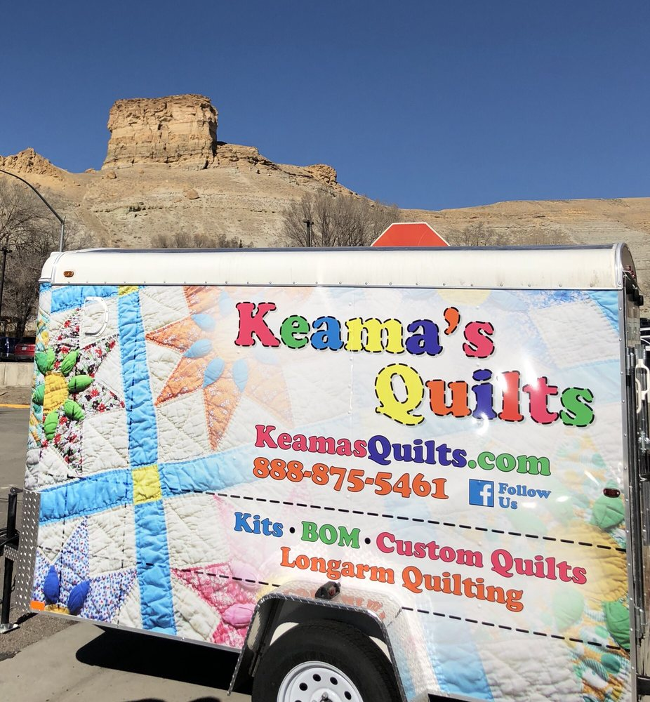 Keama's Quilts: 91 W Flaming Gorge Way, Green River, WY