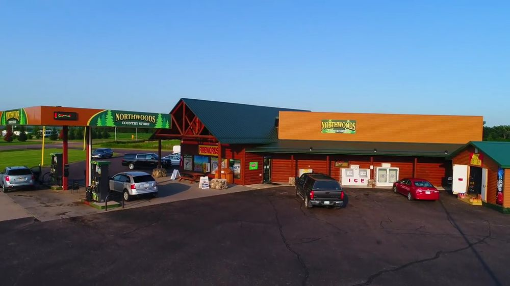 Northwoods Country Store: 2789 22nd St, Rice Lake, WI