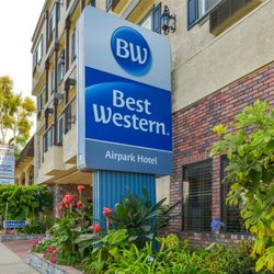 Photo Of Best Western Airpark Hotel Inglewood Ca United States