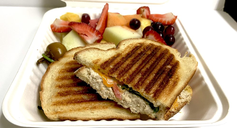 Food from Panini's