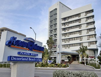 Howard Johnson Plaza Miami Beach North Closed 12 Reviews Hotels 8701 Collins Ave Fl Phone Number Last Updated December 17
