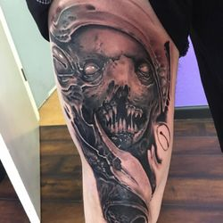 Photo Of Campbell Tattoo Shop Campbell Ca United States Work By Brandon