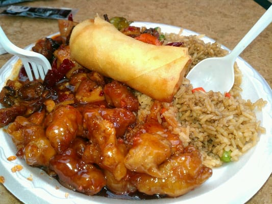 Chinese Food In Pineville