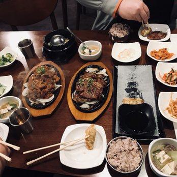 Korean Food Tracy Ca