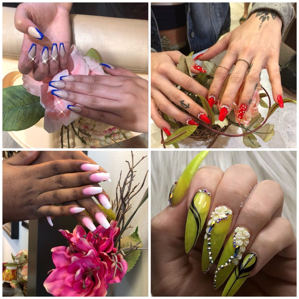 Allure Nails and Spa: 5570 Sunset Blvd, Lexington, SC