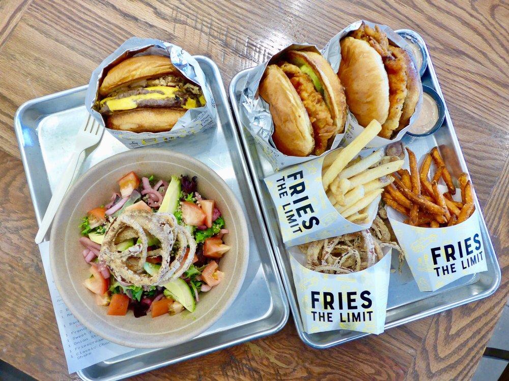 Fresh Stack Burger: 20413 N Rand Rd, Kildeer, IL