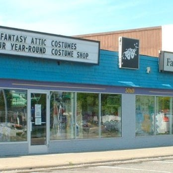 photo of fantasy attic costumes ypsilanti mi united states