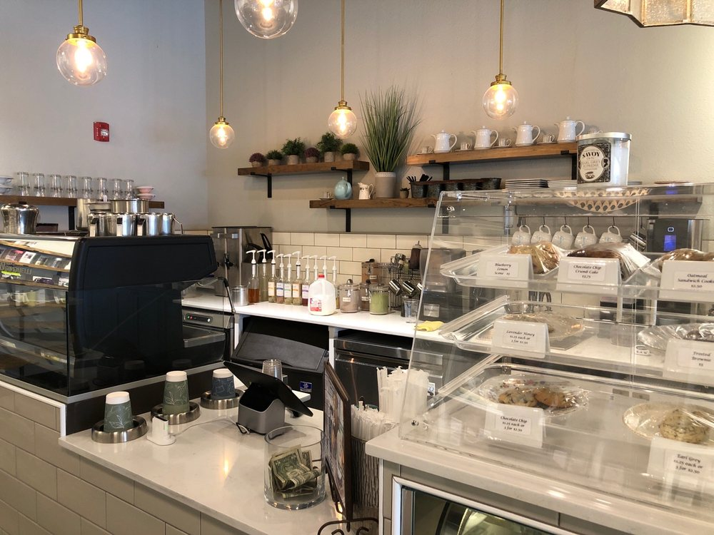 Savoy Tea Co: 2203 Promenade Blvd, Rogers, AR