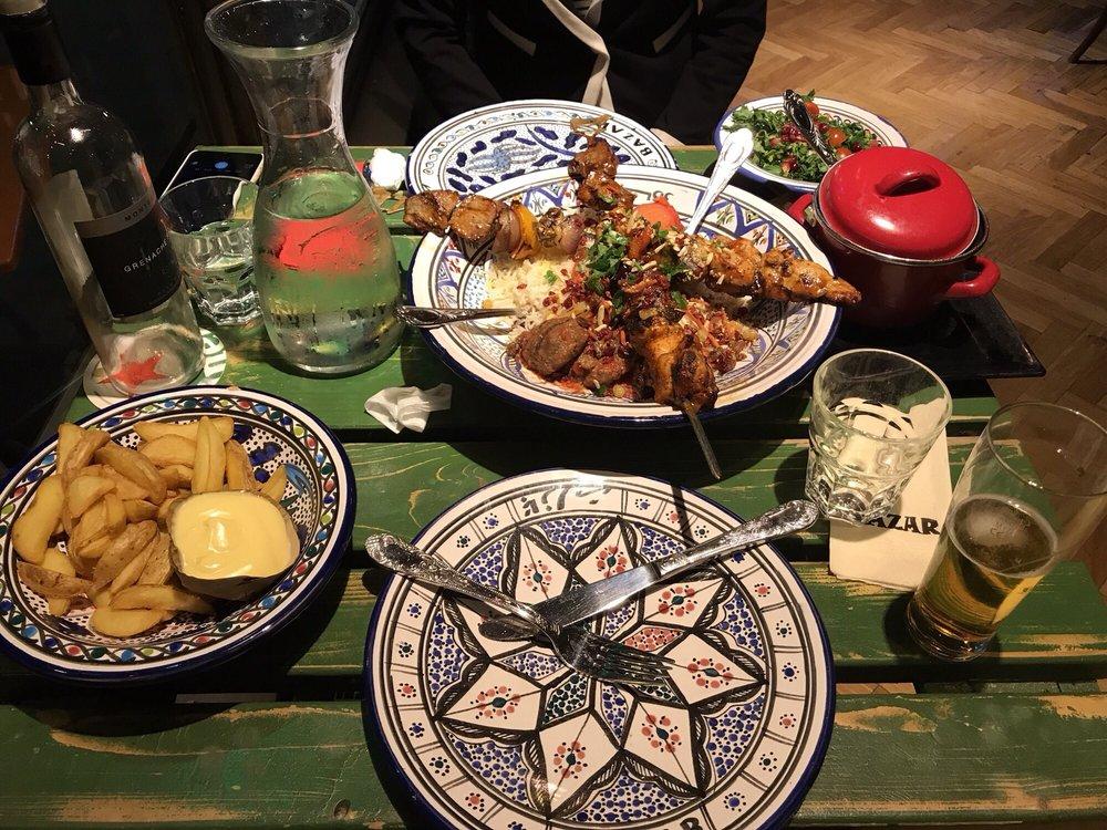 Restaurant Bazar: Witte de Withstraat 16, Rotterdam, ZH