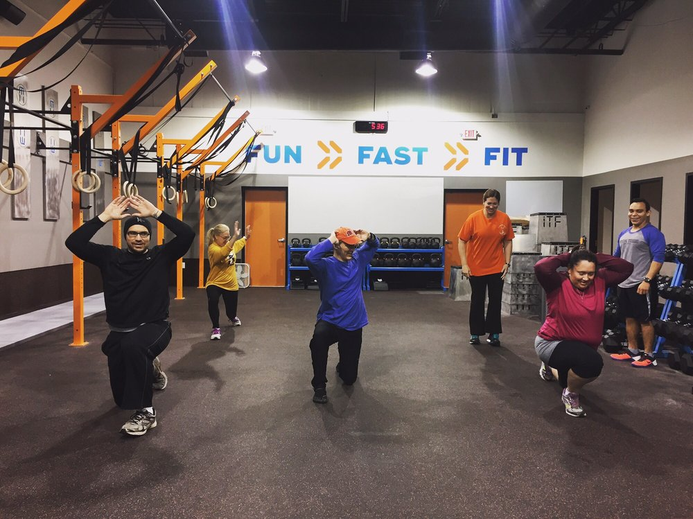 Iron Tribe Fitness -Stone Oak